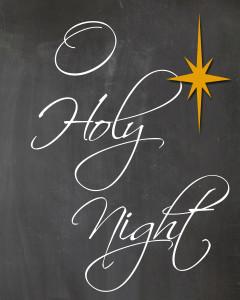 A Very Holy Night