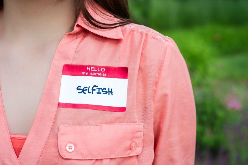 Selfish 800
