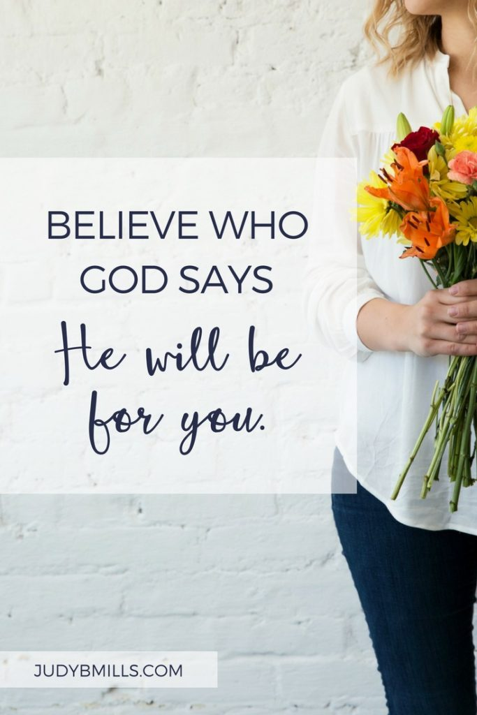Who is God, and who will He be for you? He is I AM, and He longs to be the source of everything you need. Bible study lessons from the books of Psalm, Luke, John, Romans. 52 Ways to Glorify God by Judy Mills.