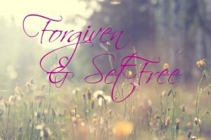Way #19 – Forgiven and Set Free