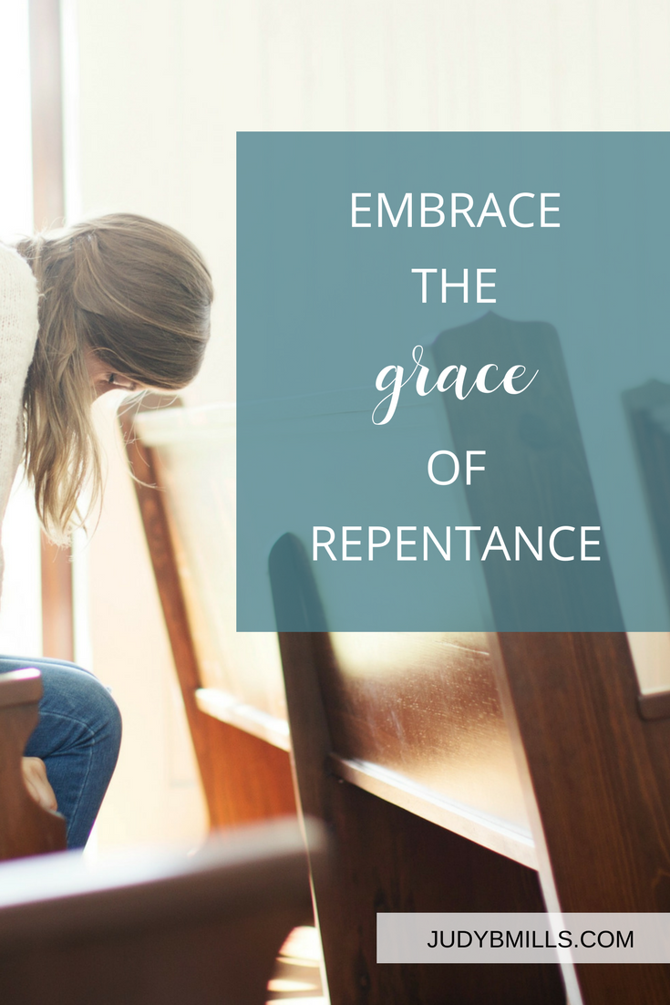 Embrace the grace of repentance. Seize it, revisit it, be sensitive to the convincing voice of the Holy Spirit concerning it. Be set free by it! 52 ways to glorify God.