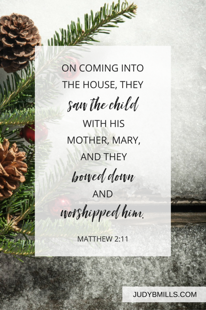 Is there anything more important than taking time to adore Him as we read in Matthew 2:11. This Christmas, let's worship and adore him. Bible study lessons from the books of Matthew and John.
