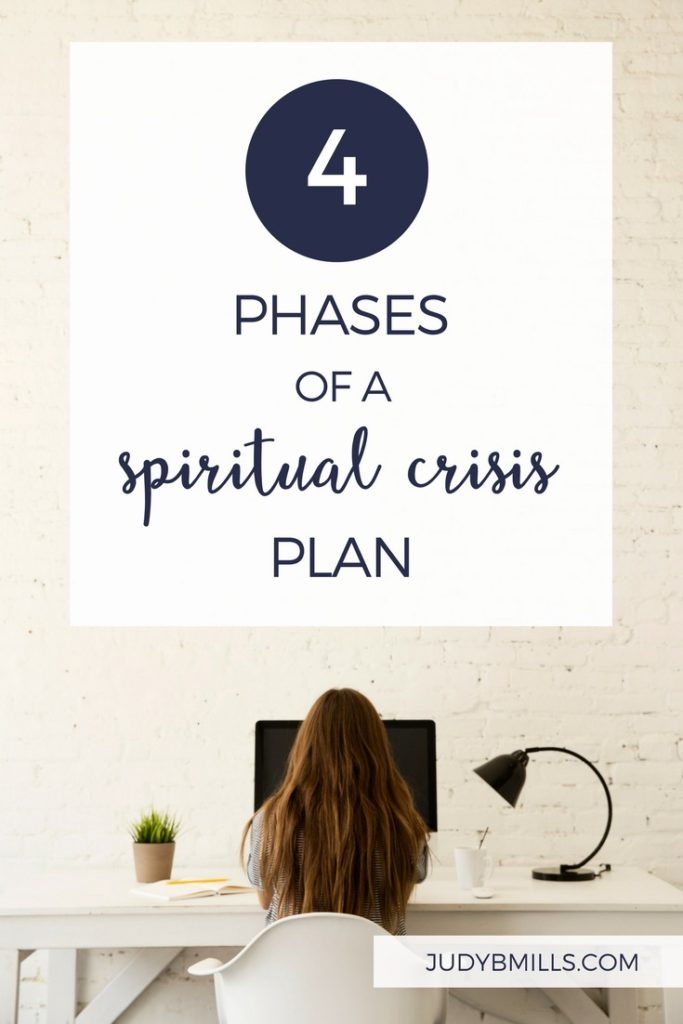 A four-phase spiritual crisis plan to put in place long before we need it, and the habit of these steps positions us for victory when our resolve is waning. Bible study lessons from the books of 2 Chronicles, Philippians, James. 52 Ways to Glorify